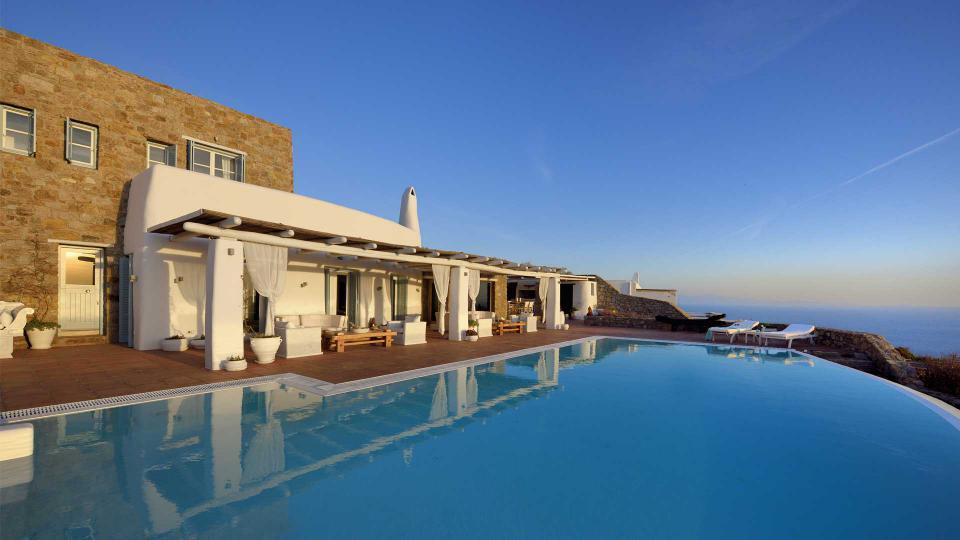Villa Villa Ionas, Location à Cyclades - Mykonos