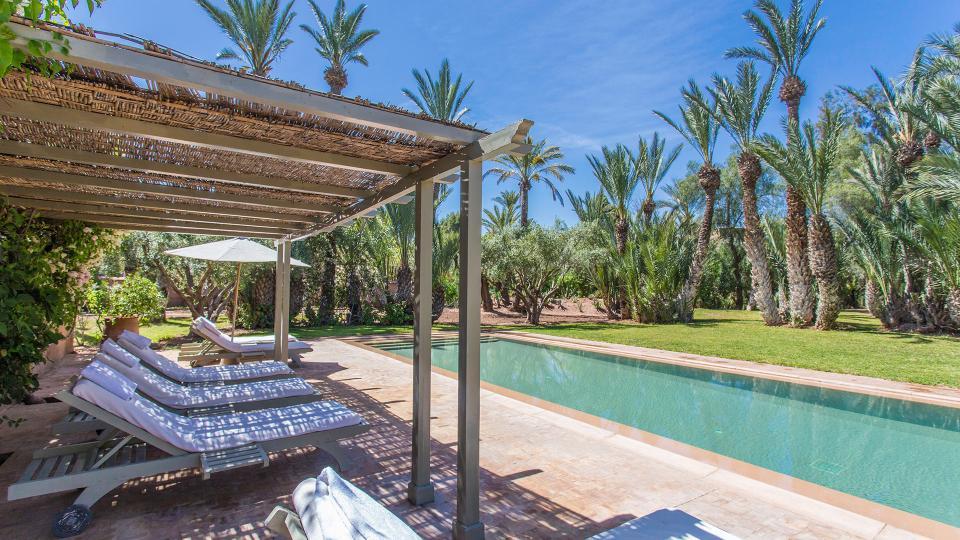 Villa Villa Essaada El Majal, Location à Marrakech