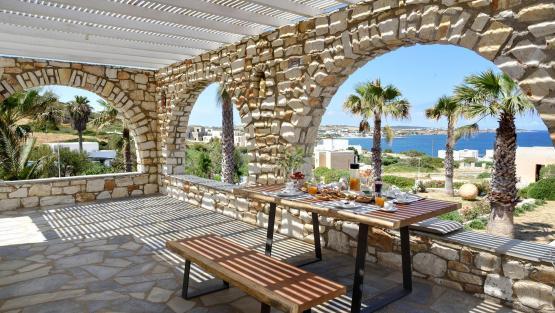 Villa Villa Midas, Affitto a Cicladi - Altre isole