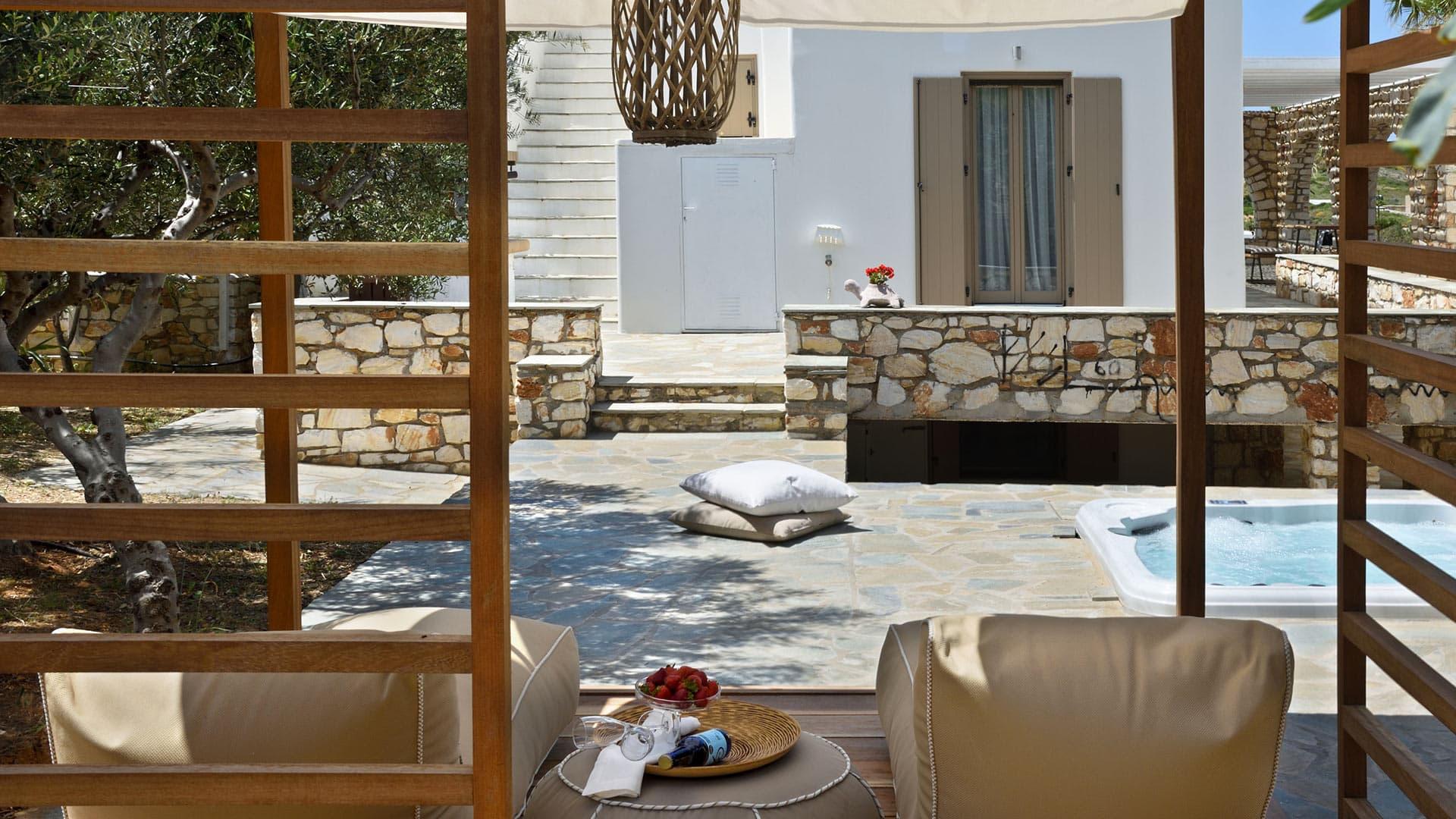 Villa Villa Midas, Location à Cyclades - Autres îles
