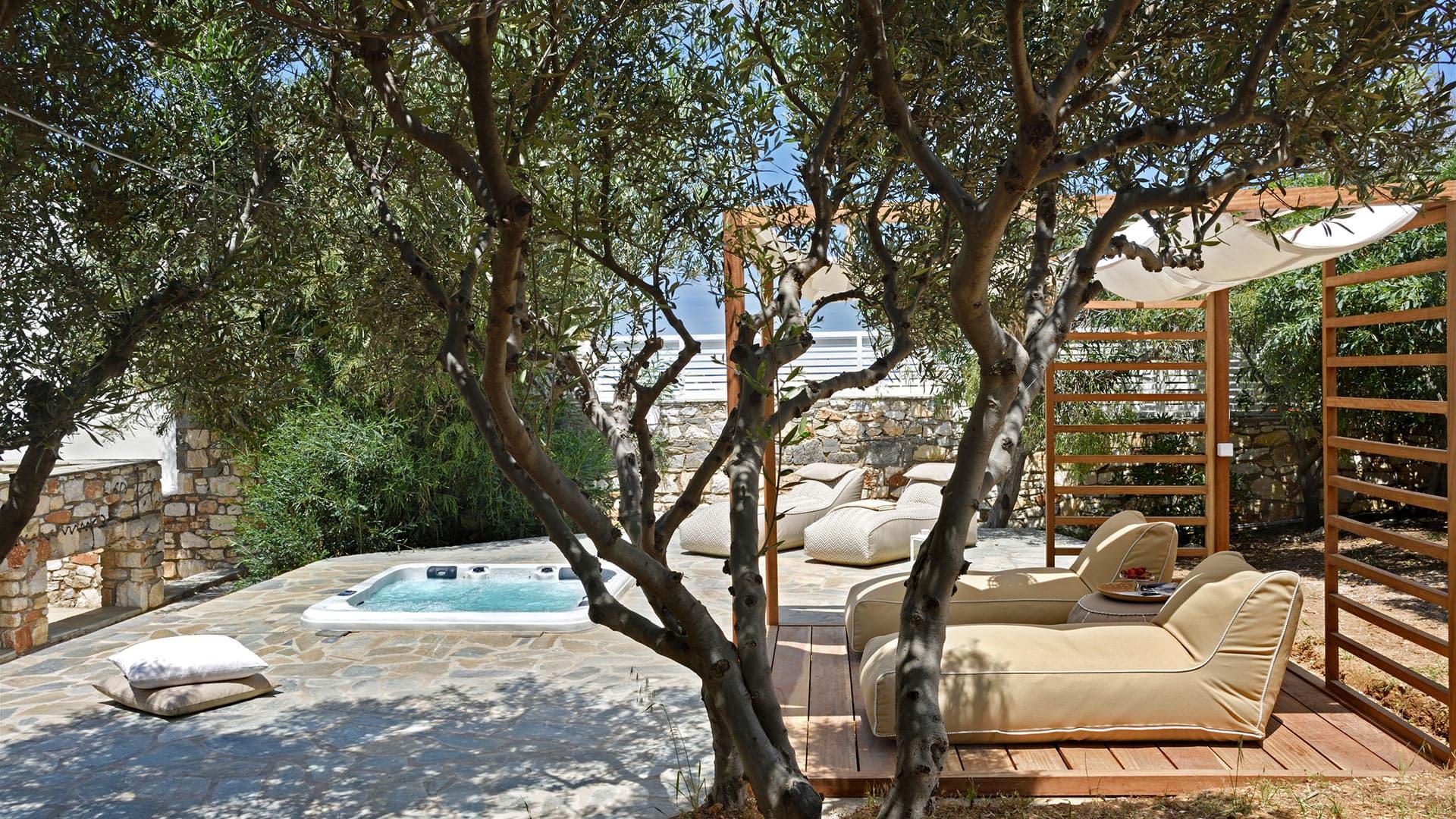 Villa Villa Midas, Rental in Cyclades - Other islands
