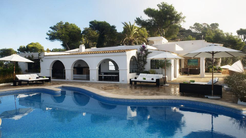 Villa Villa 882, Rental in Ibiza
