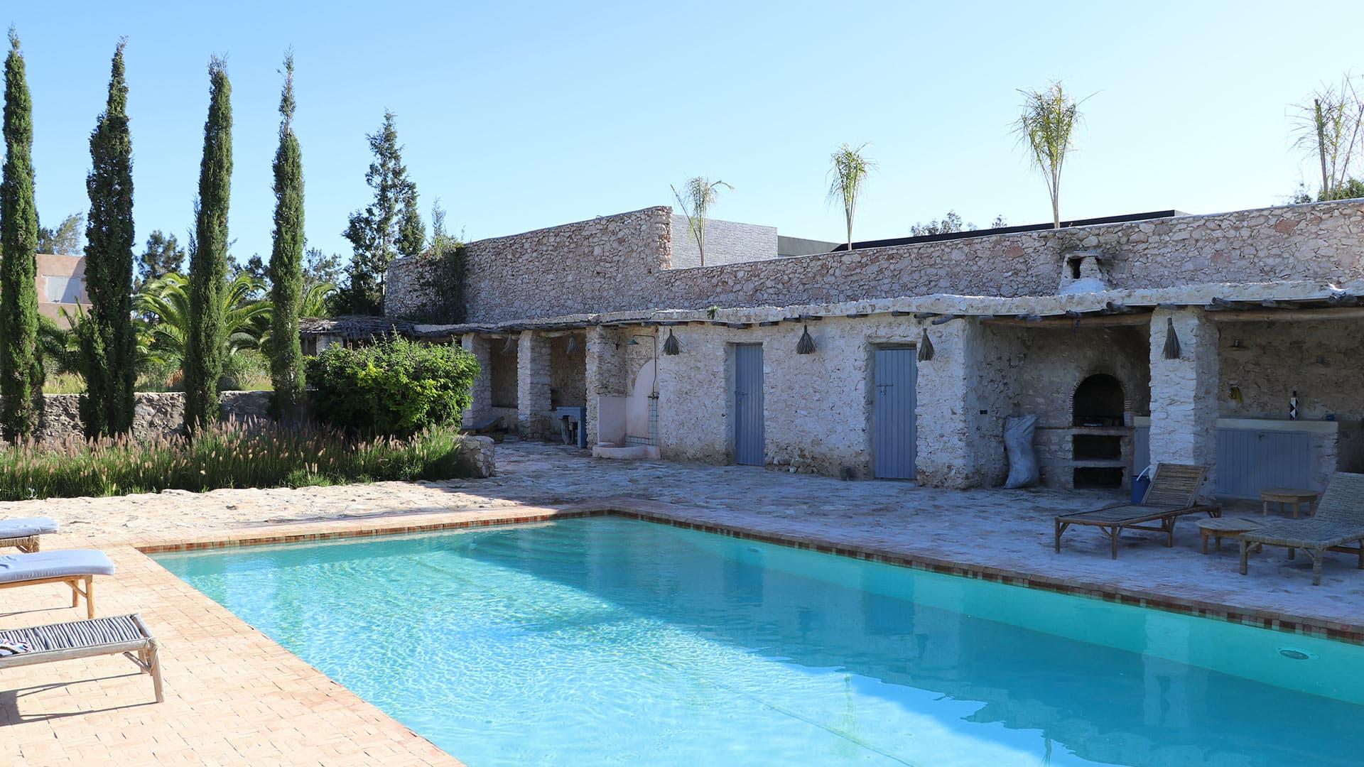 Villa Dar Maha, Rental in Essaouira