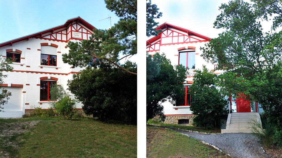 Villa Villa Banc d'Arguin, Rental in Southwest