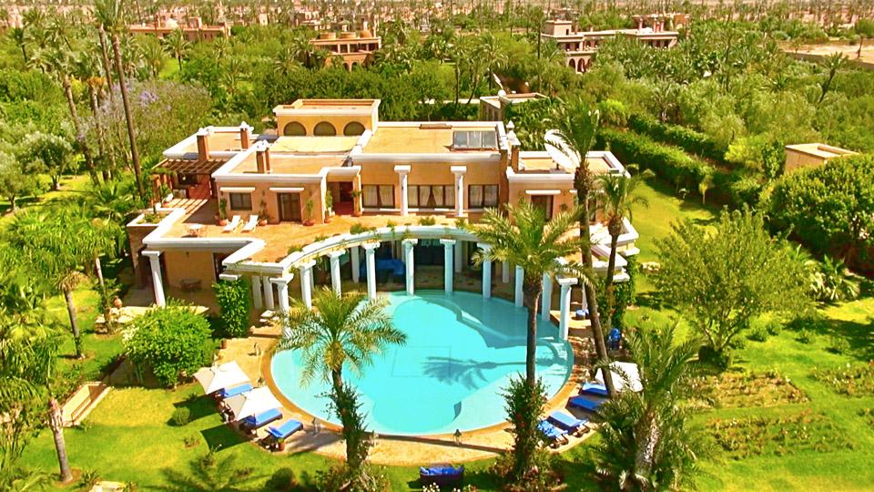 villa vent du sud villa louer marrakech palmeraie. Black Bedroom Furniture Sets. Home Design Ideas