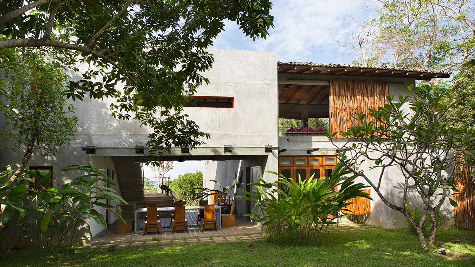 Villa Villa Indika, Location à Tangalle