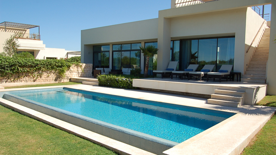 Villa agadir villa louer essaouira mogador golf - Location maison piscine portugal ...
