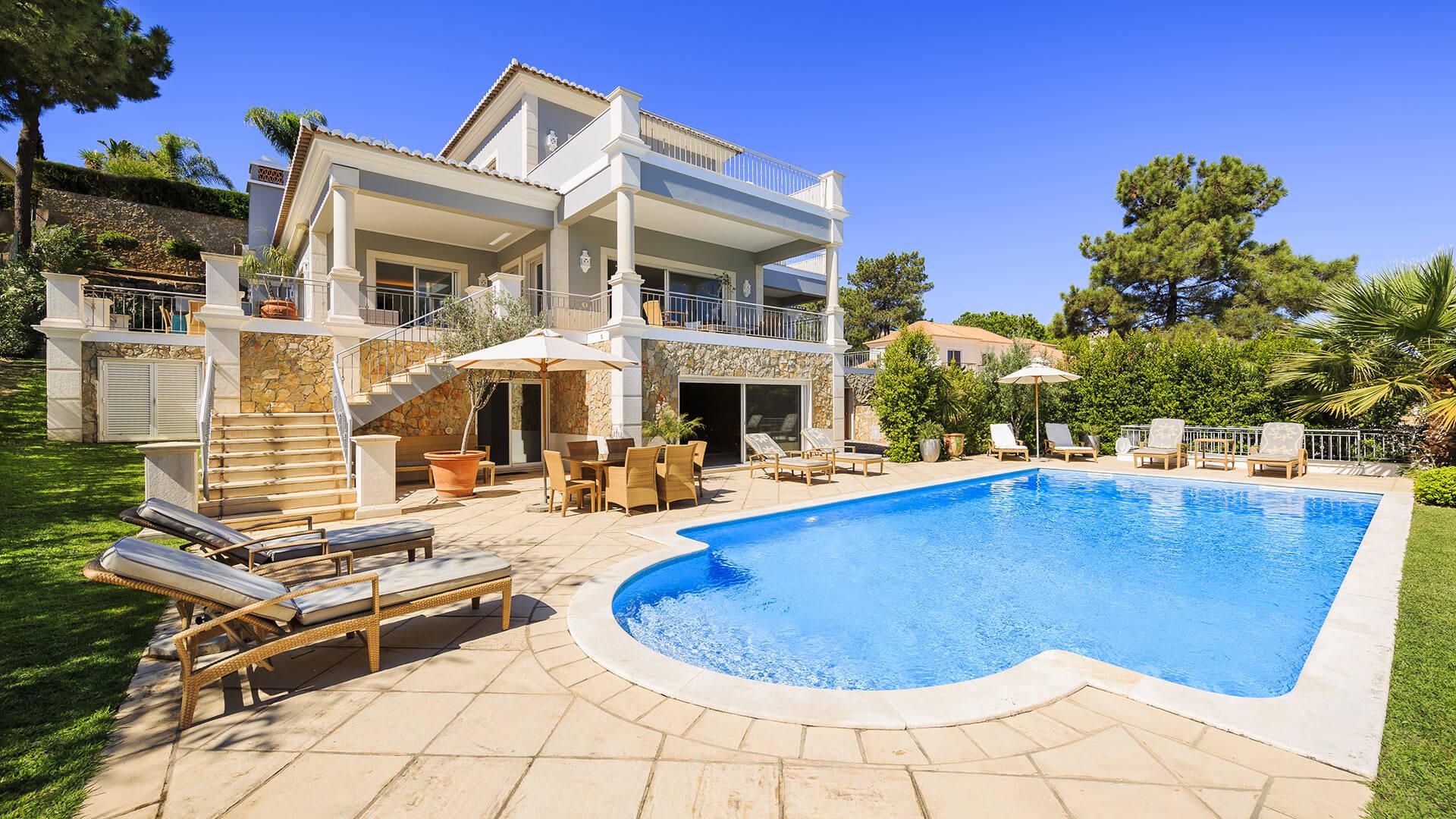 Villa Villa Cyclamen, Rental in Algarve