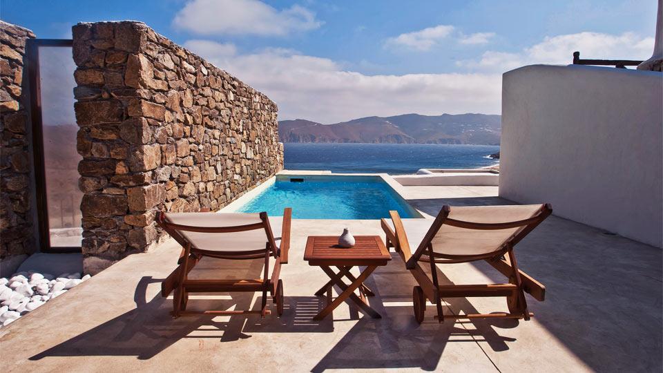 Villa Villa Kyros, Location à Cyclades - Mykonos