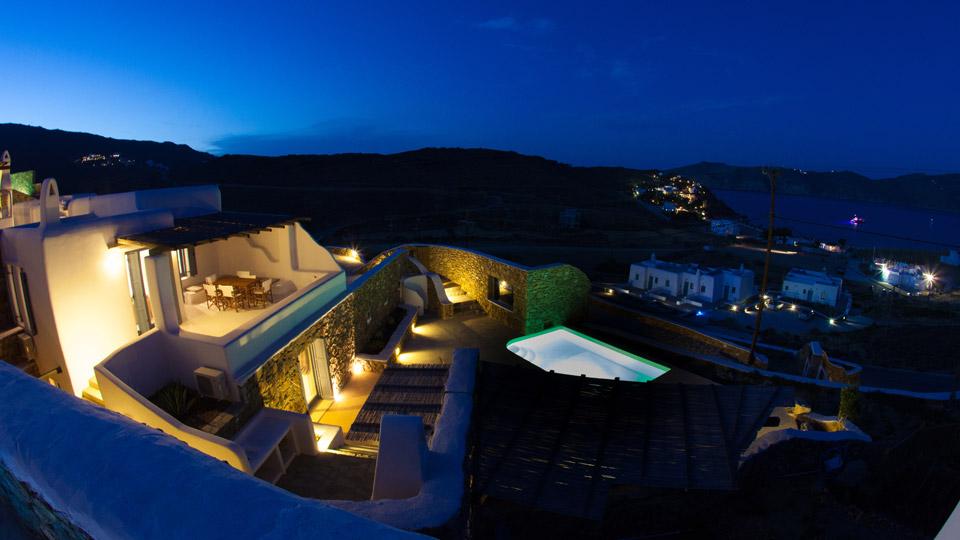 Villa Villa Meliton, Location à Cyclades - Mykonos