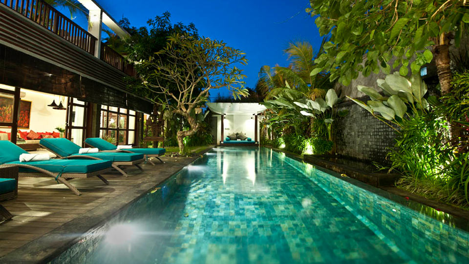 Villa Villa Lemon Bali,