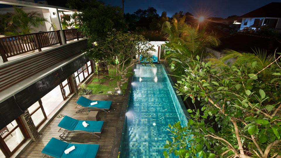Villa Villa Lemon Bali, Location à Bali