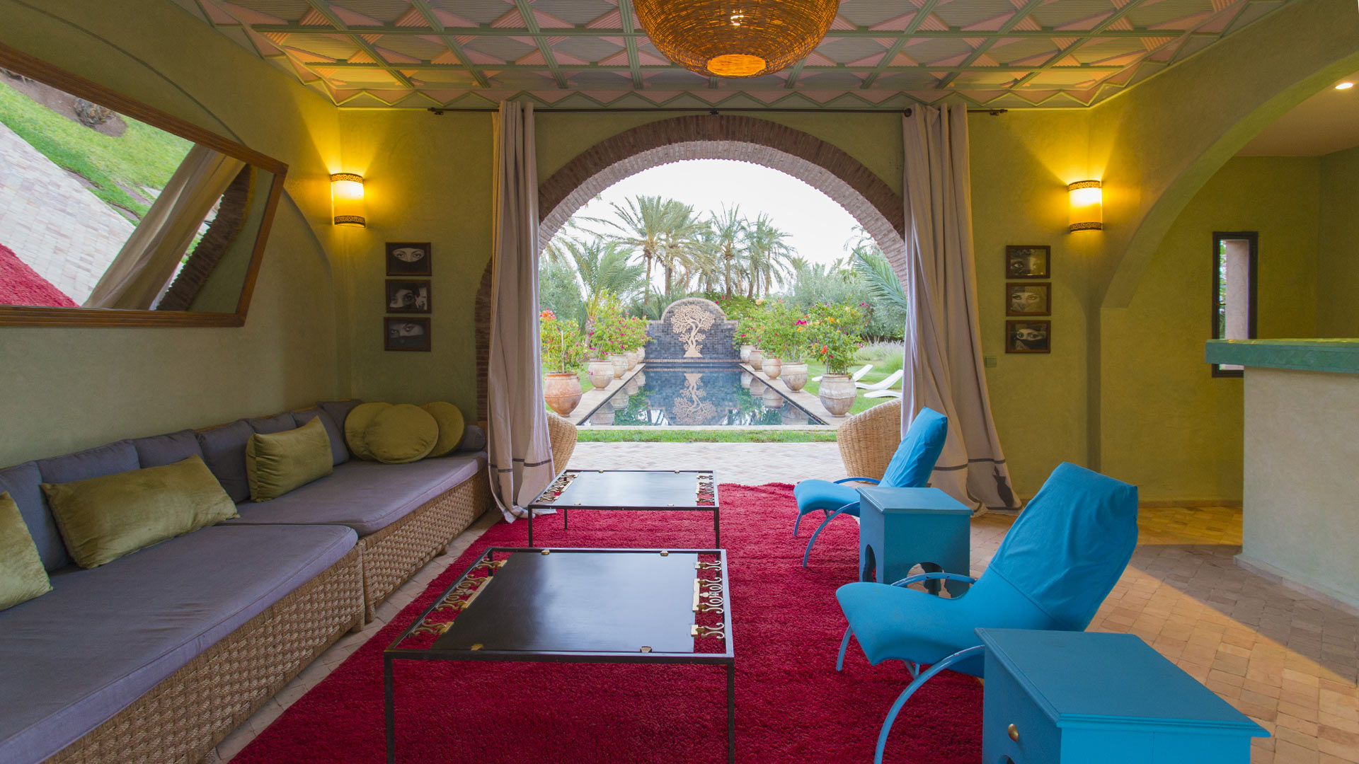 Villa Casbah, Rental in Marrakech
