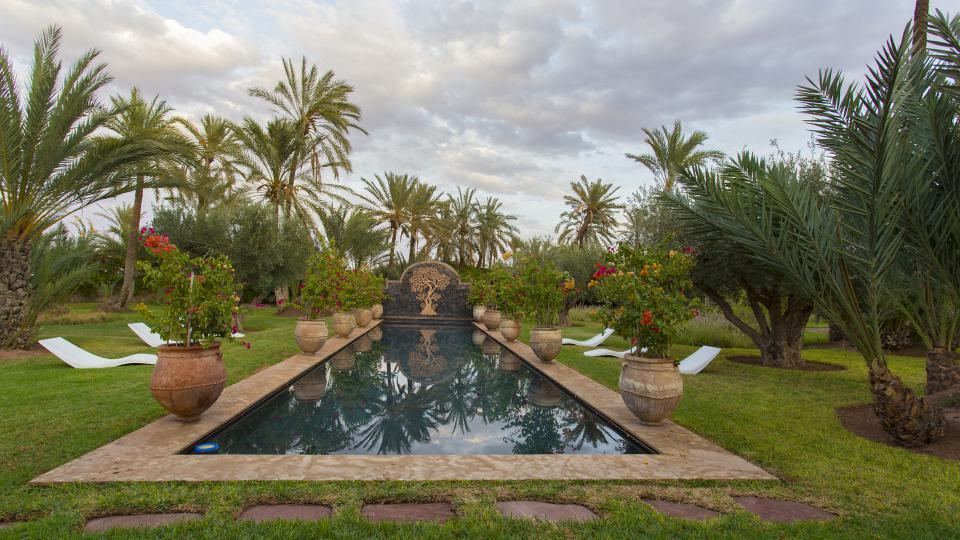Villa Casbah, Location à Marrakech
