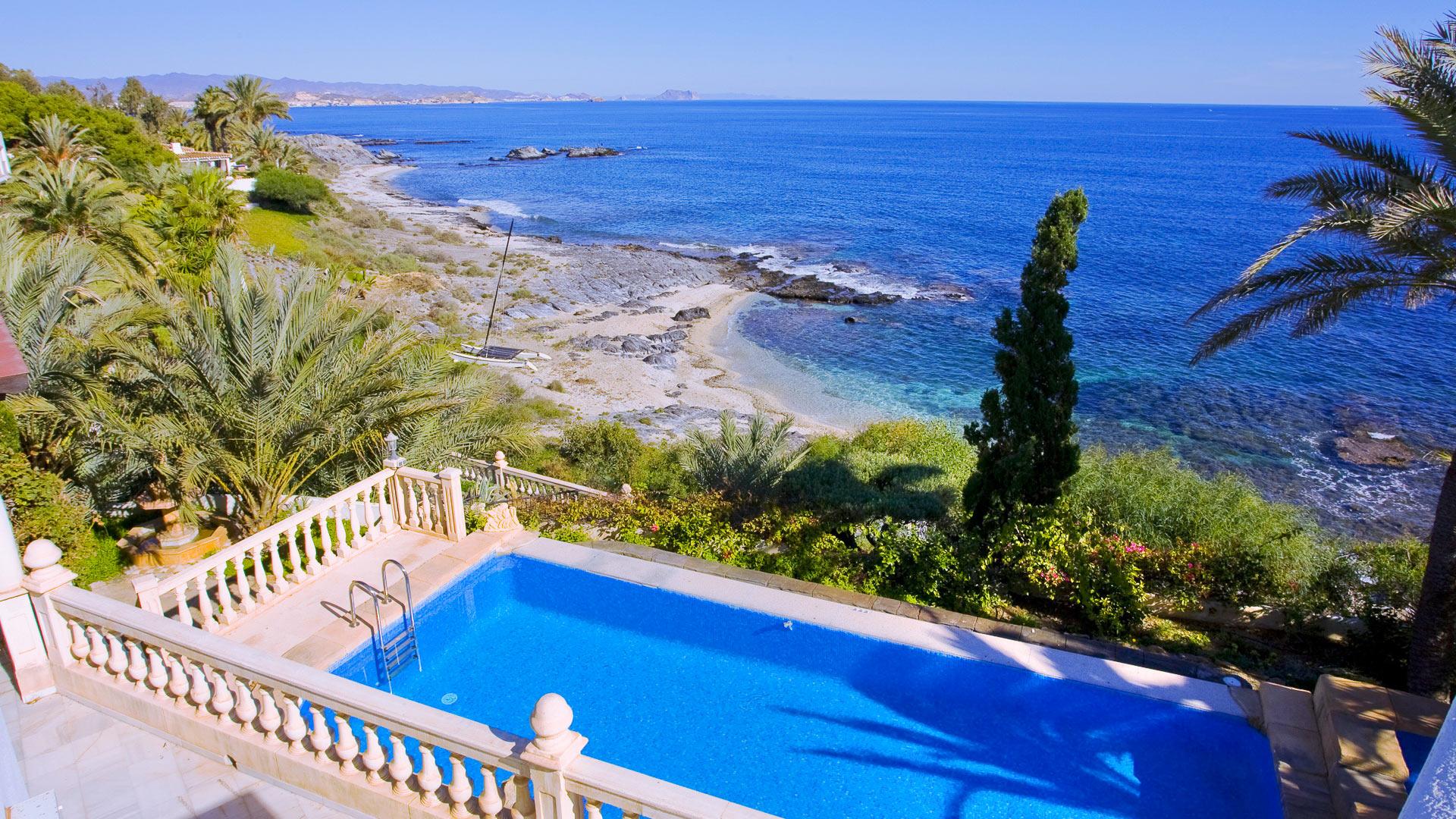 villa adriel villa louer andalousie almeria villanovo. Black Bedroom Furniture Sets. Home Design Ideas
