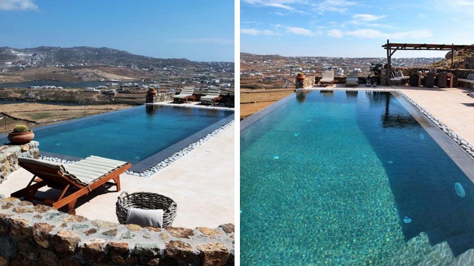 Villa Villa Dimitrios, Location à Cyclades - Mykonos