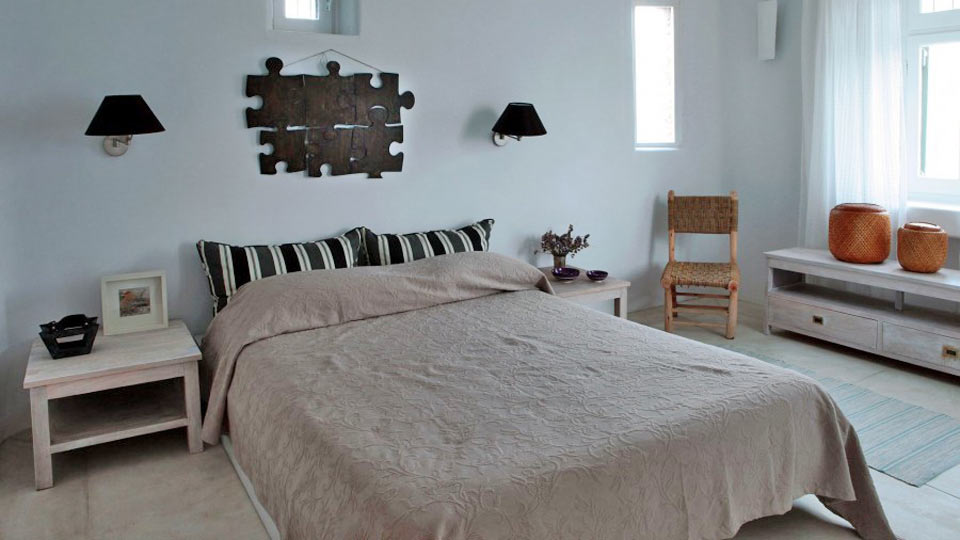 Foto della villa dimitrios a cicladi mykonos villanovo for Case a mykonos vendita