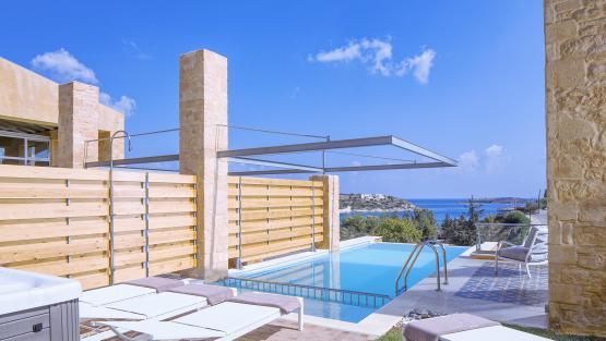 Villa Villa Ares, Rental in Crete