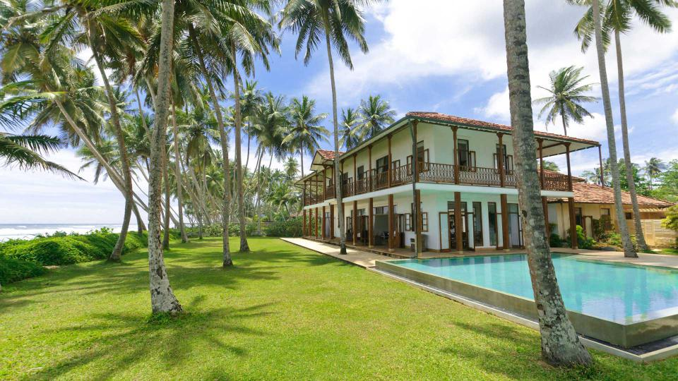 Villa Villa Sanjaya, Location à Galle