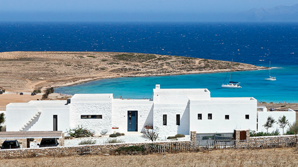 Villa Villa Quoiz, Ferienvilla mieten Kykladen - andere Inseln