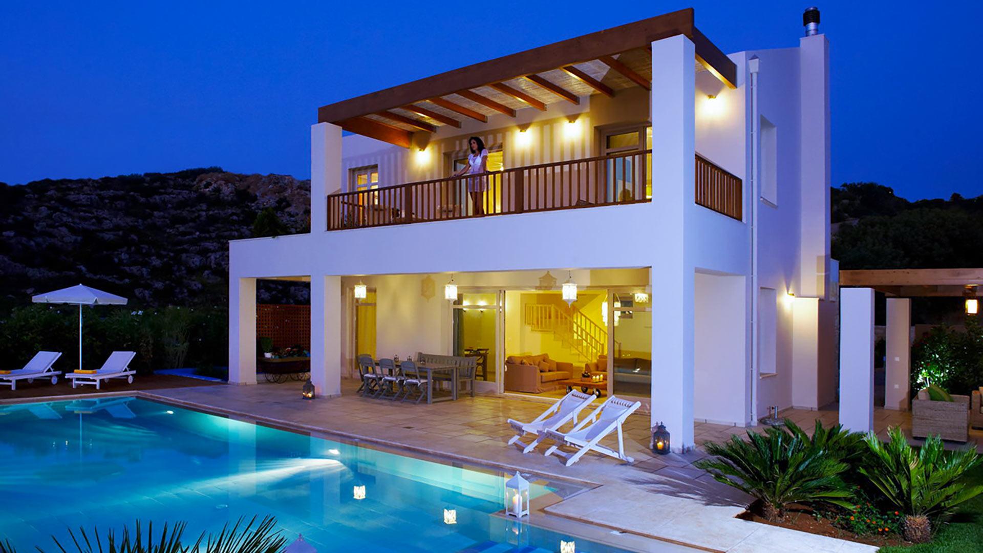 villa zappeion iii villa louer crete chania villanovo. Black Bedroom Furniture Sets. Home Design Ideas