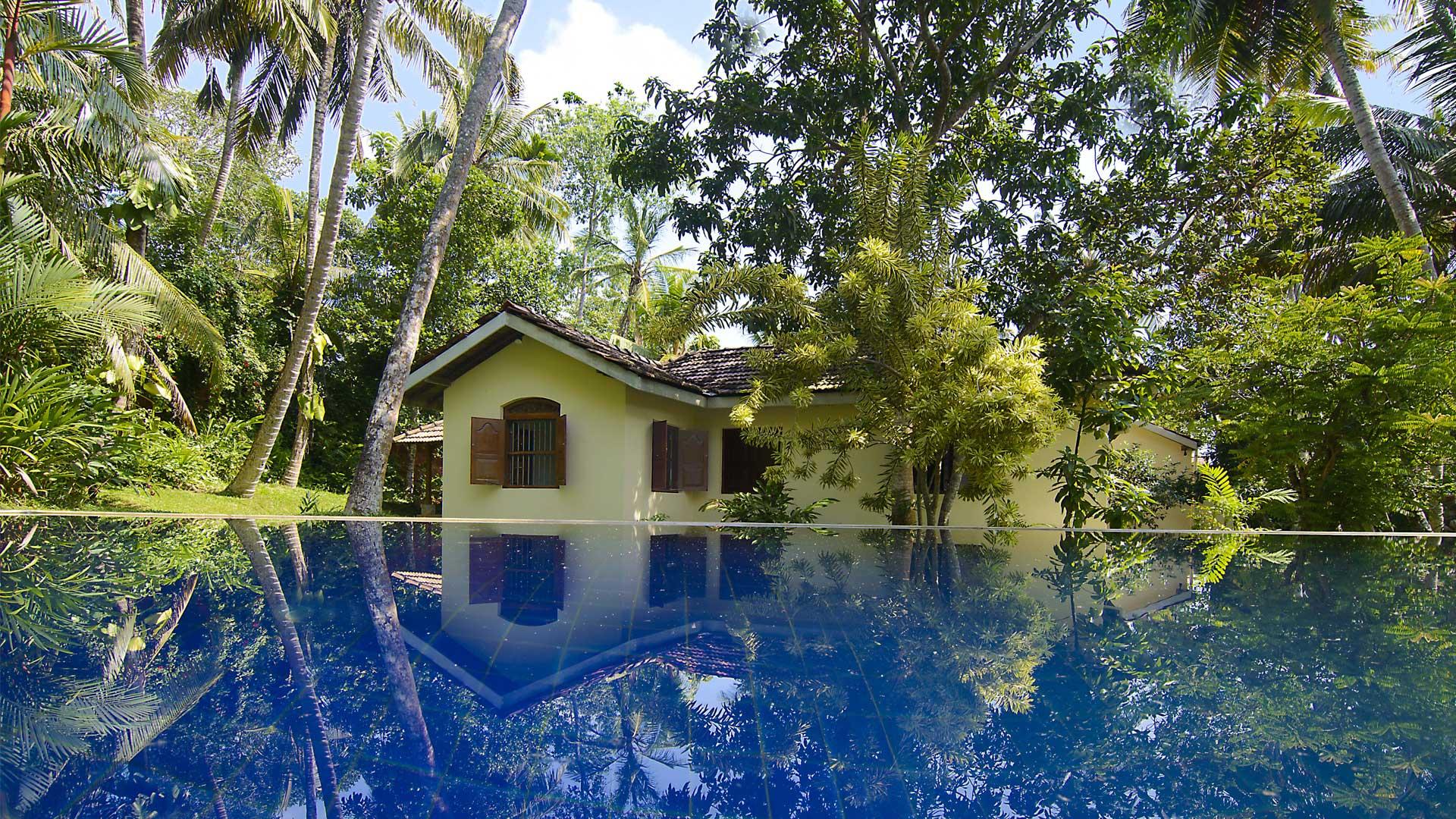 Villa Villa Kasuni, Location à Galle