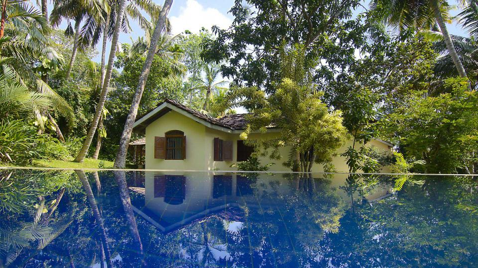 Villa Villa Kasuni, Location à Galle