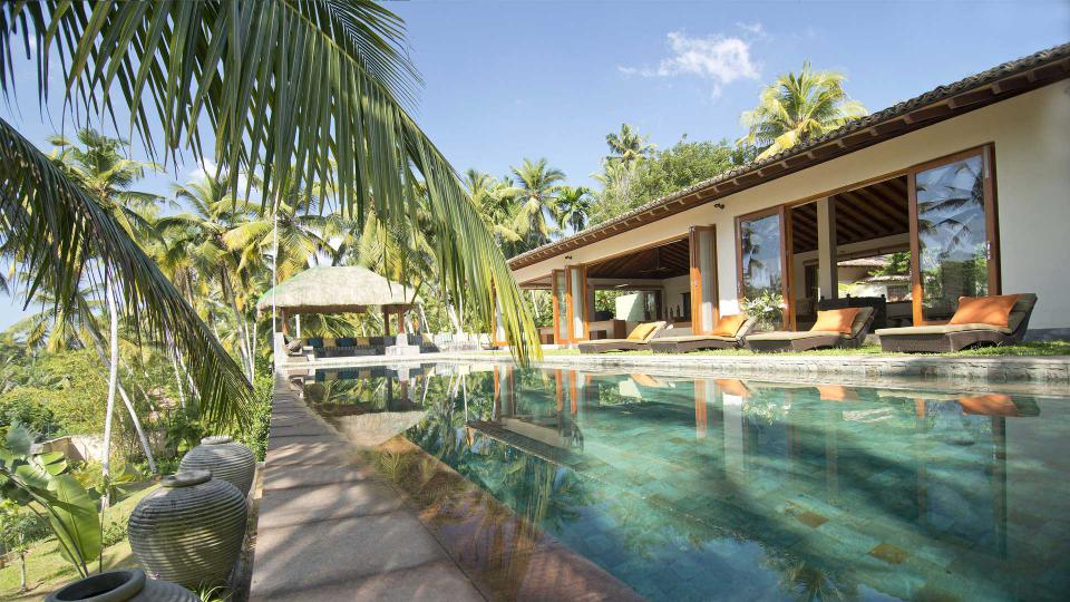 Villa Villa Ishan,