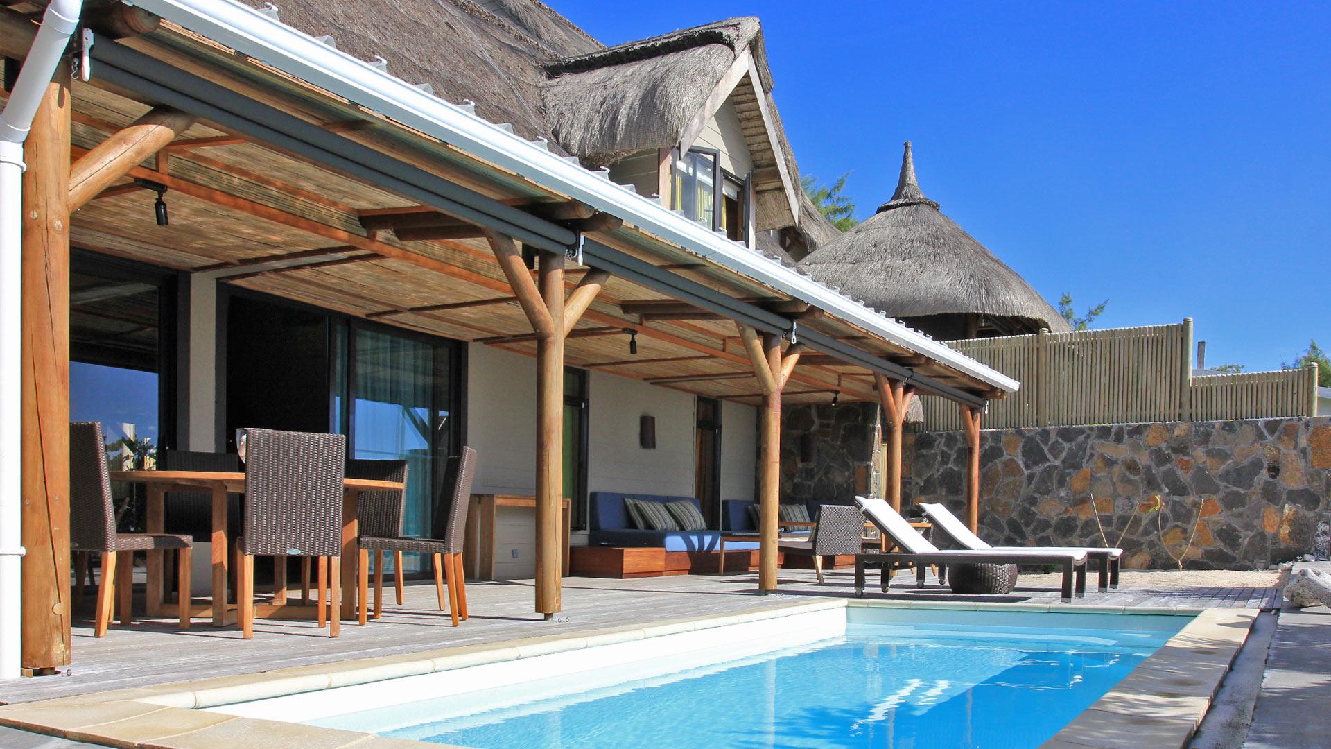 Villa Villa Dunes I, Rental in Mauritius East