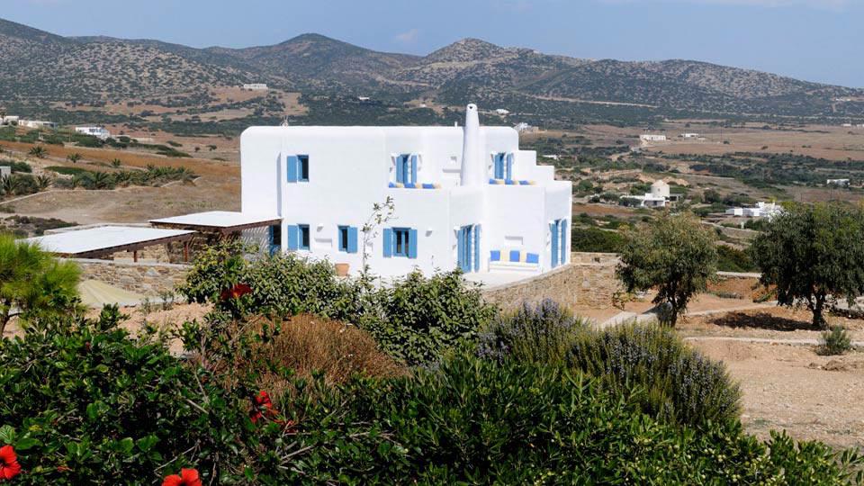 Villa Villa Rhea II, Location à Cyclades - Autres îles