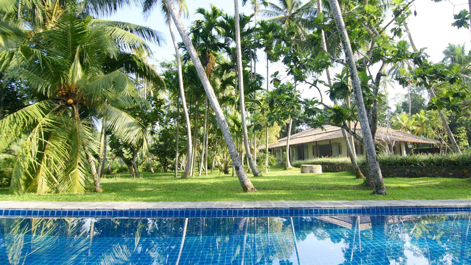 Villa Villa Piyumi, Location à Galle