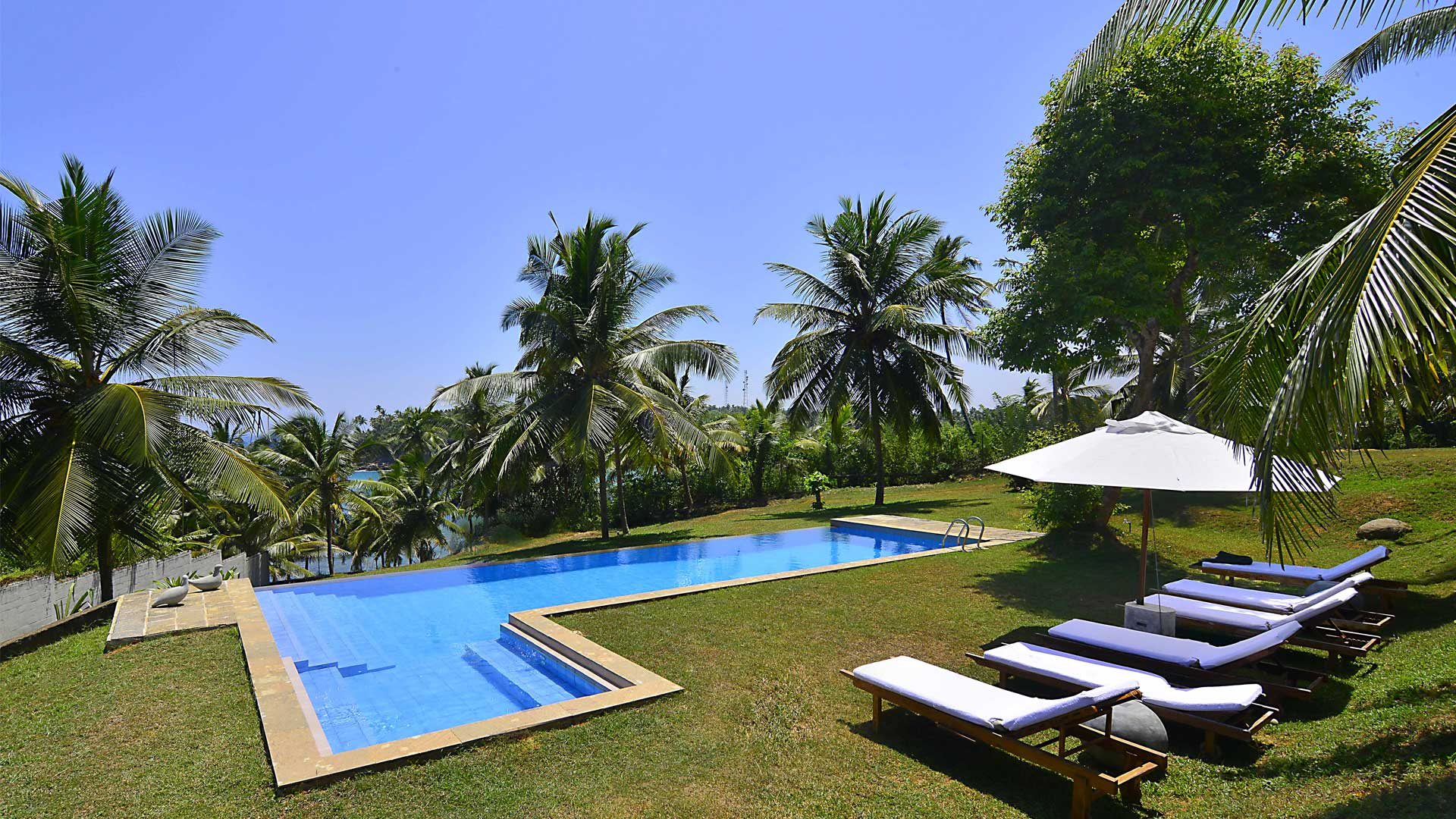 Villa Villa Nayani, Location à Tangalle