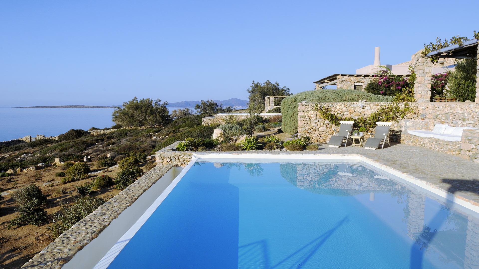 Villa Villa Narcisse II, Location à Cyclades - Autres îles