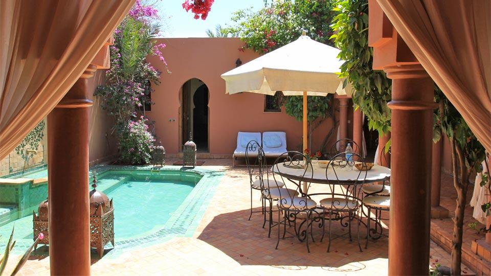 Villa Villa Aida 2, Location à Marrakech