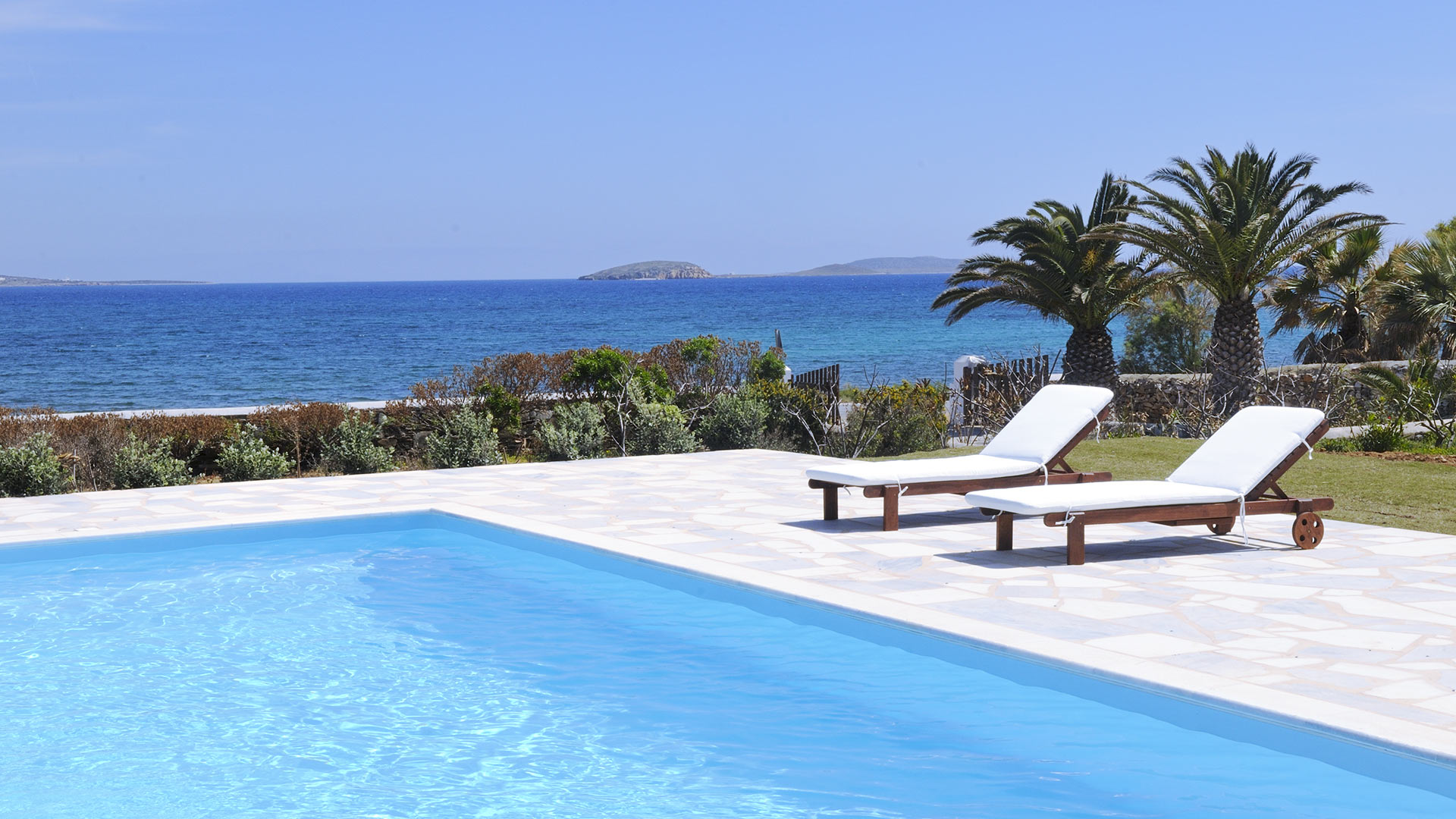 Villa Villa Cronos, Location à Cyclades - Autres îles