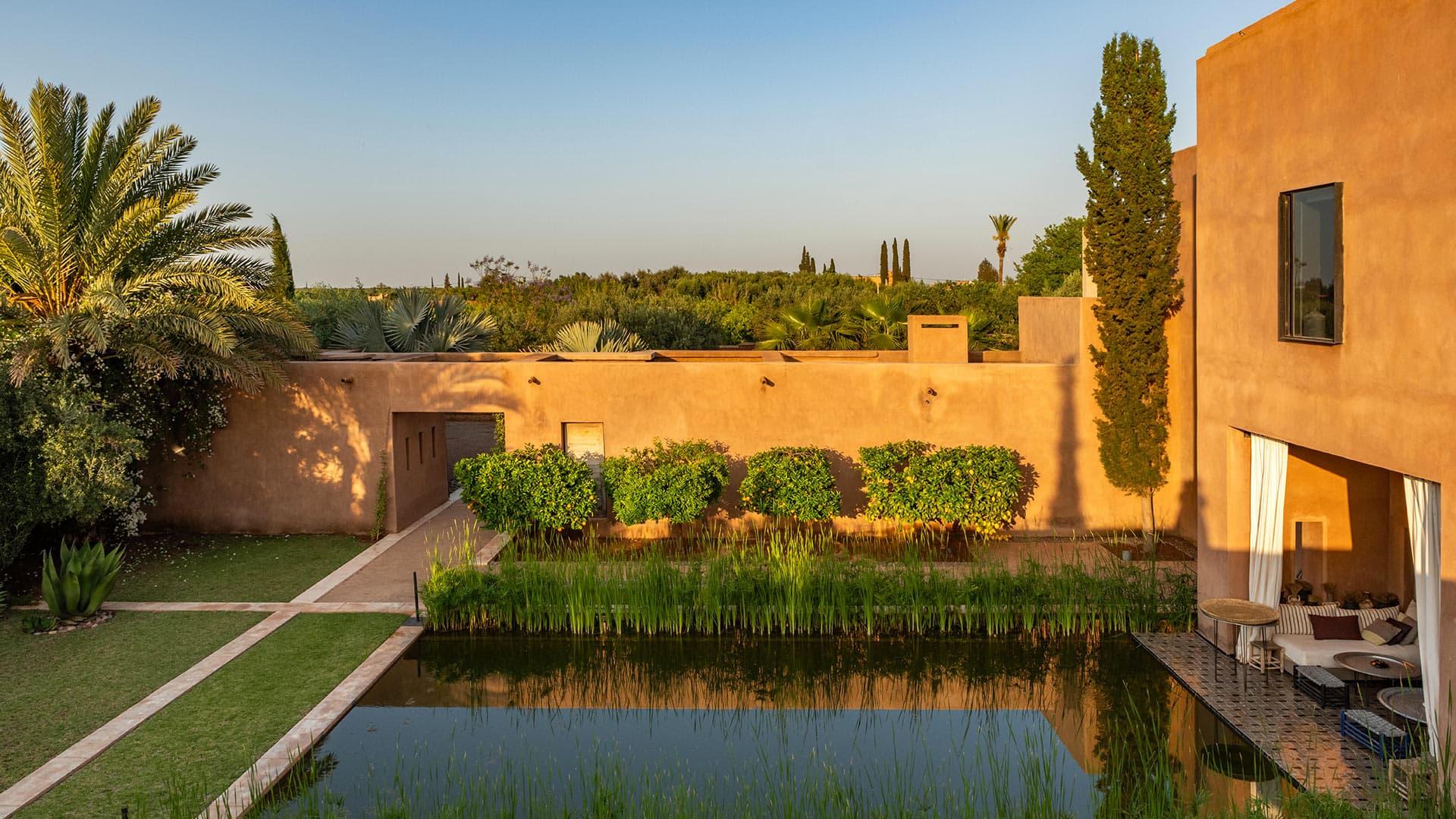 Villa Villa Dar Aoua, Rental in Marrakech