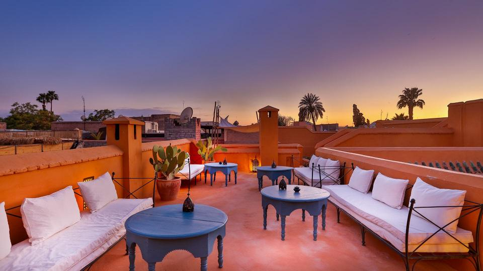 Villa Dar Baraka Karam, Location à Marrakech