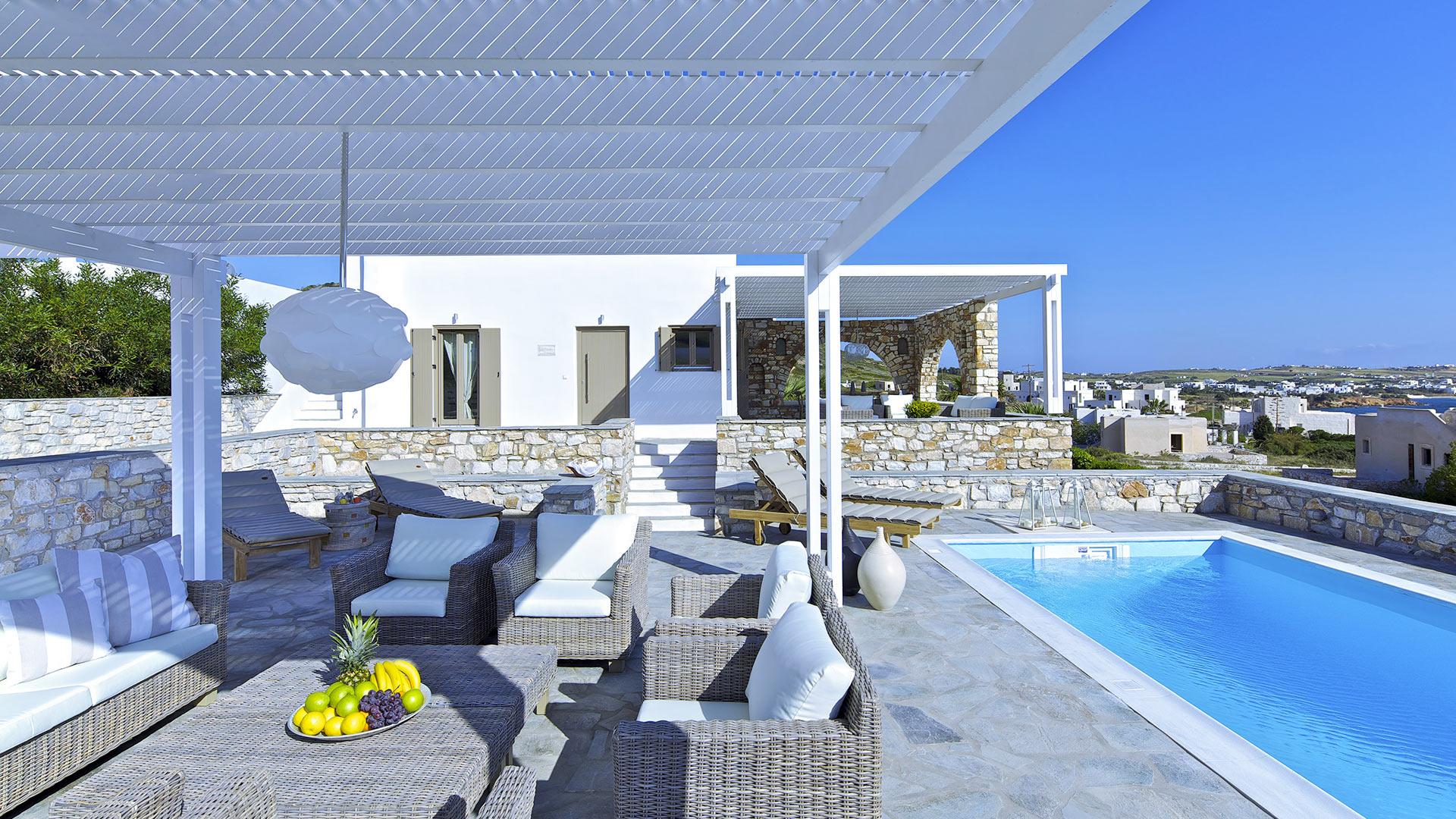 Villa Villa Hector, Location à Cyclades - Autres îles