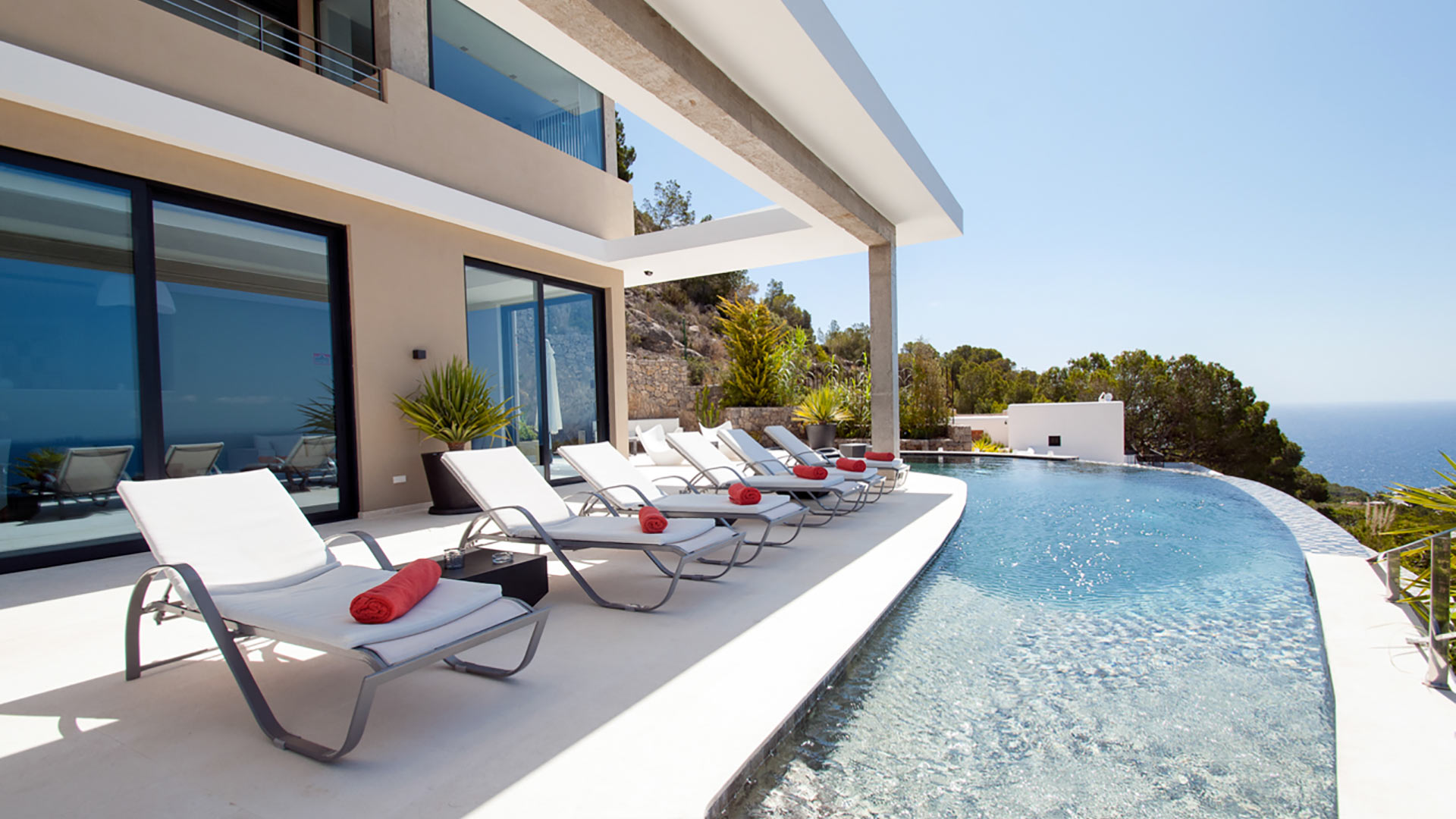 Villa Villa 816, Location à Ibiza