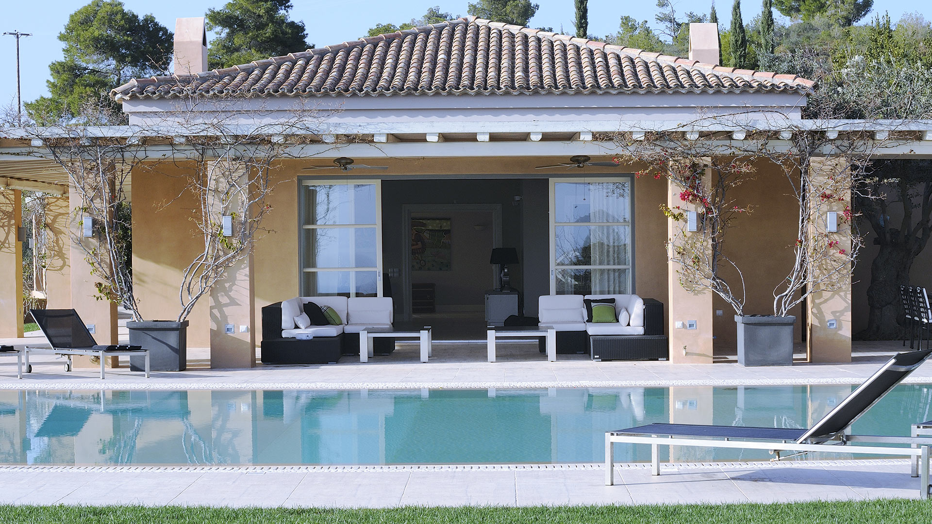 Villa Villa Lavinia, Location à Péloponnèse