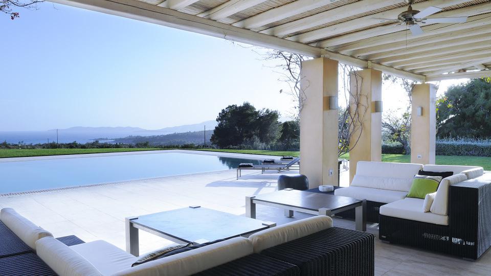 Villa Villa Lavinia, Rental in Peloponnese