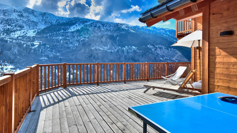 Villa Chalet Angelina, Location à Alpes du Nord