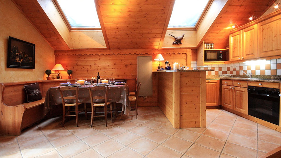 Photos de la villa chalet meryl alpes du nord villanovo - Cuisine du nord de la france ...
