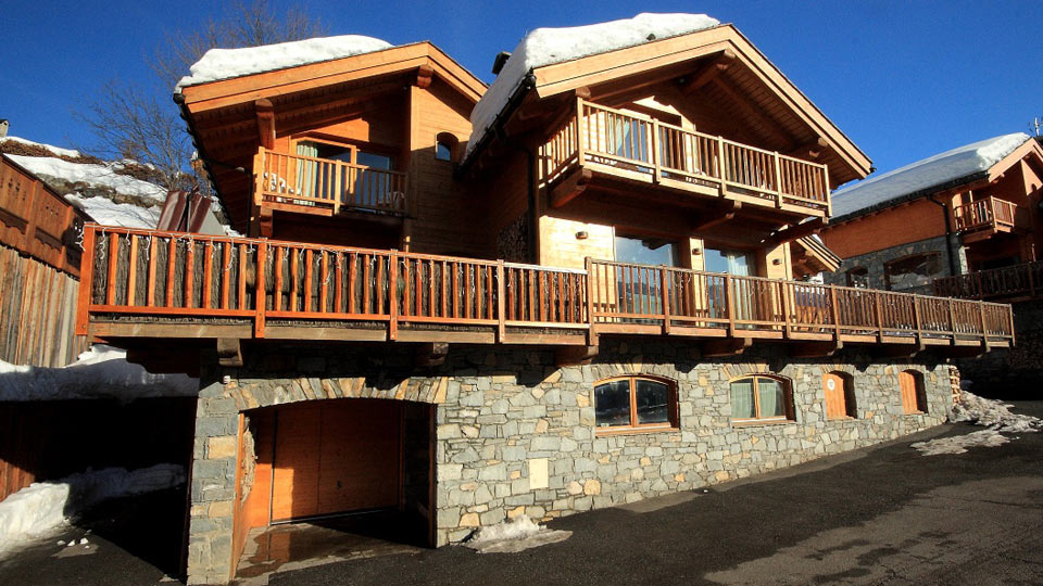 Villa Chalet Alyson, Rental in Northern Alps