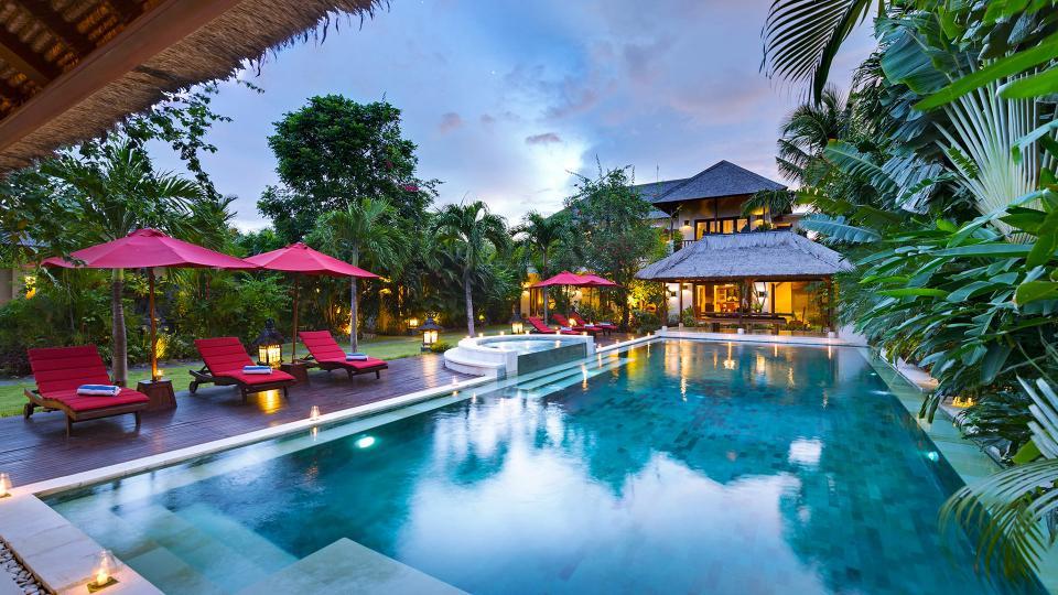 Villa Villa Kalimaya I, Location à Bali