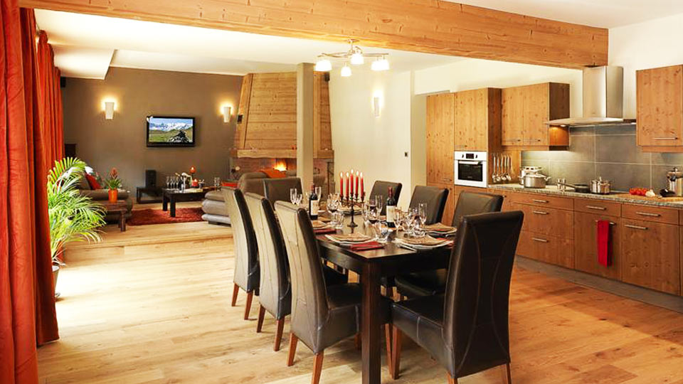 Villa Les Sapins, Rental in Northern Alps