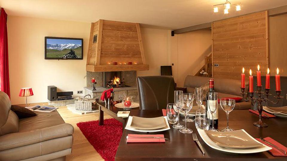 Villa Les Erables, Rental in Northern Alps