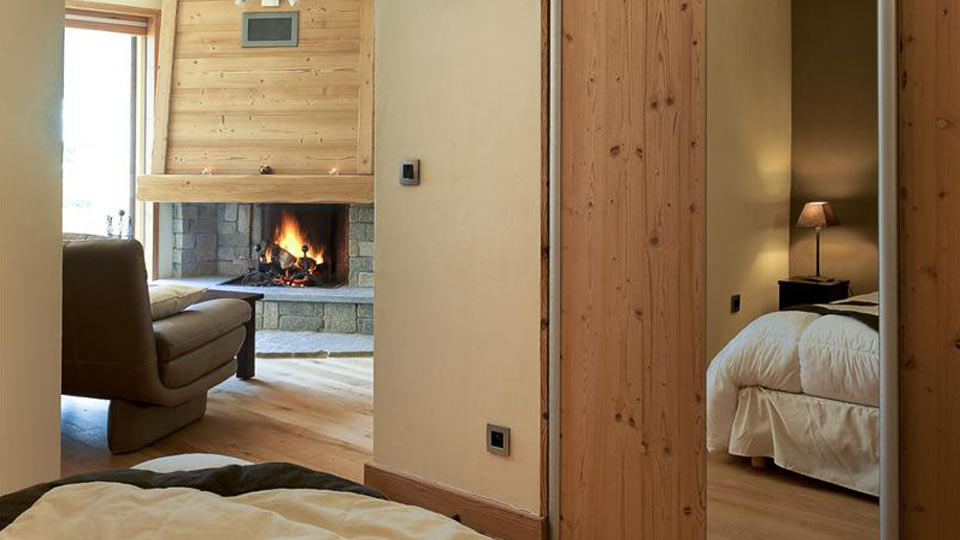 Villa Les Trembles, Rental in Northern Alps