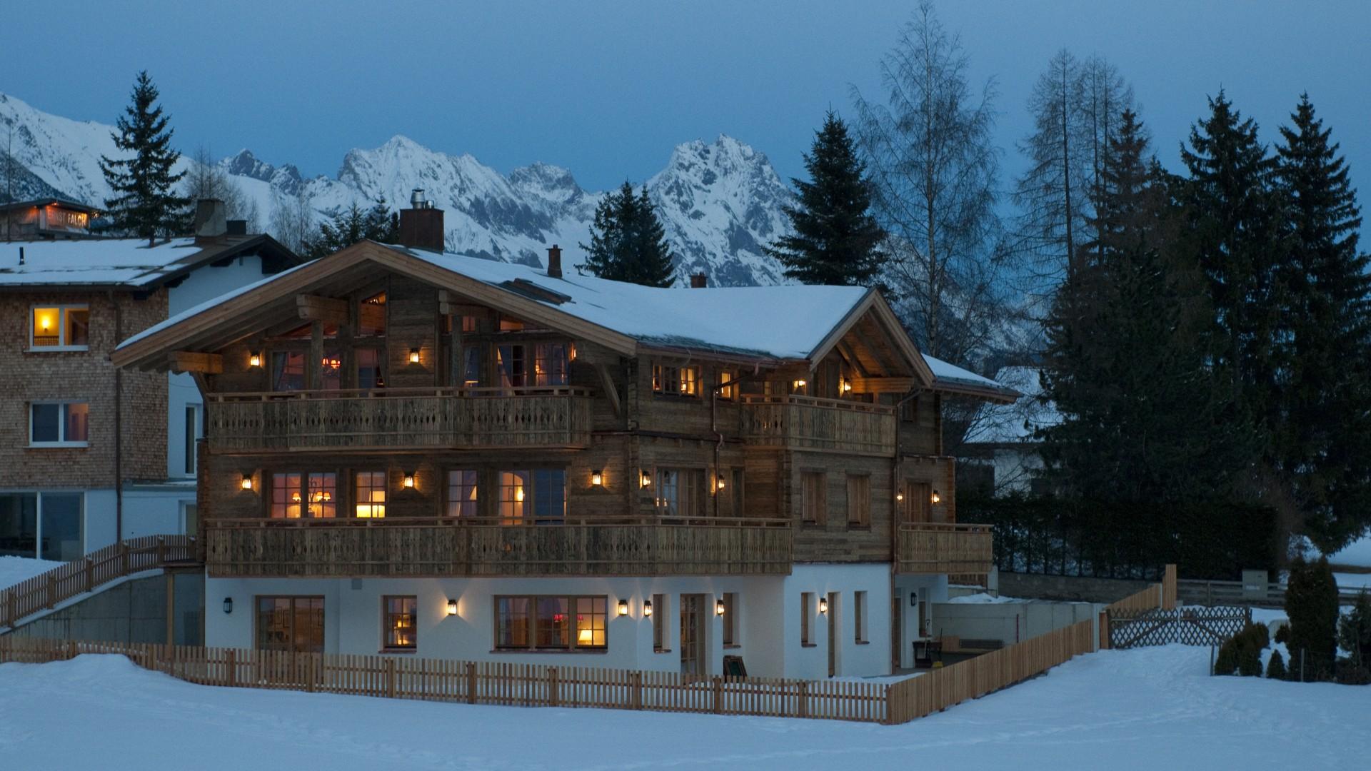 Villa Chalet Romantik, Rental in Tyrol