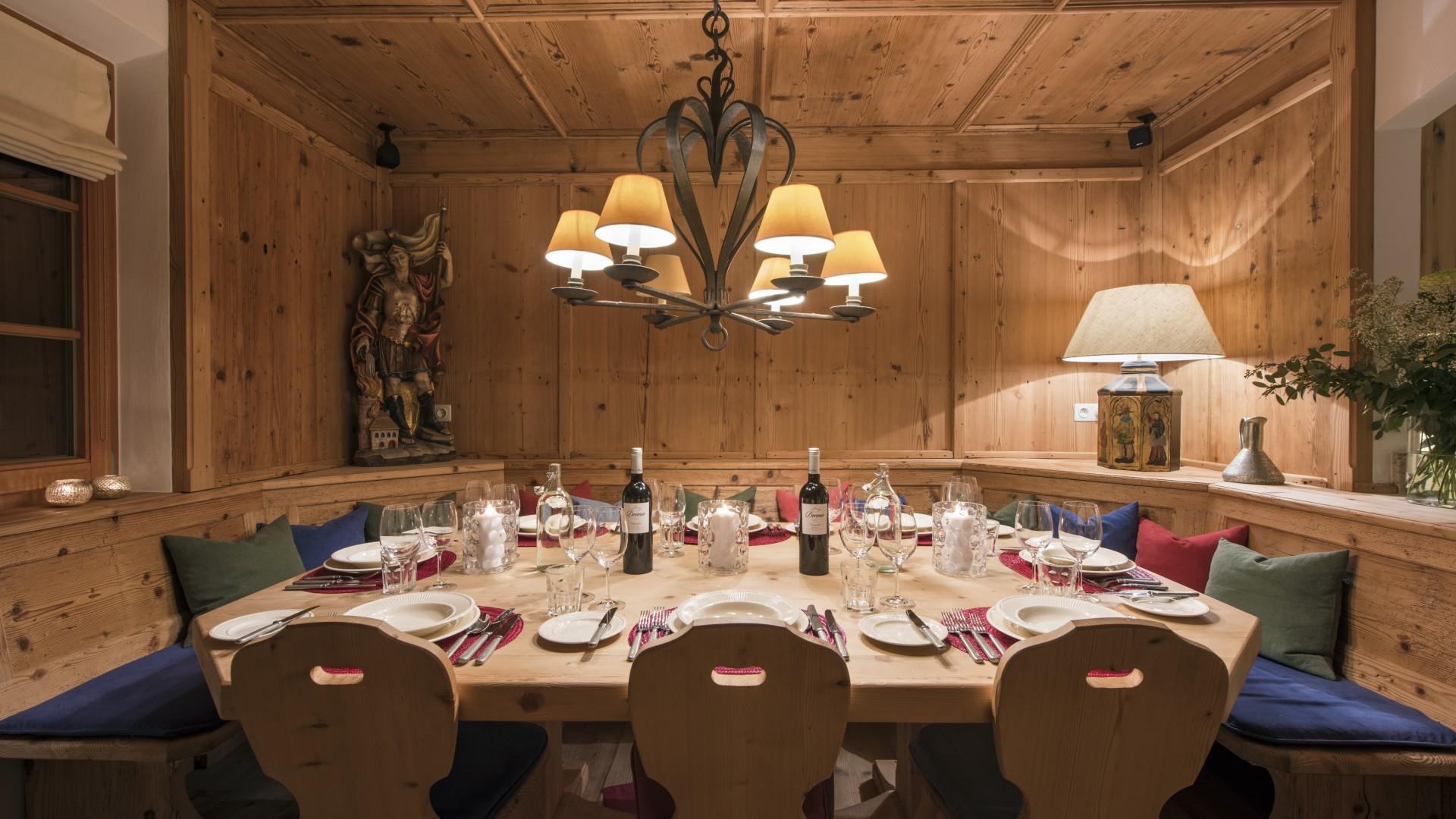 Villa Chalet Romantik, Location à Tyrol